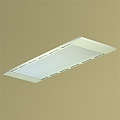 led 20x60 recessed troffer